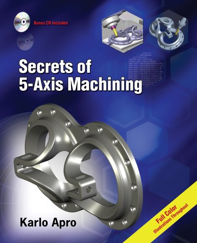 9780831133757: Secrets of 5-Axis Machining