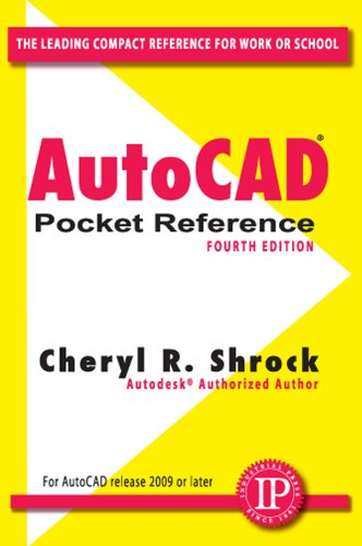 9780831133849: AutoCAD Pocket Reference