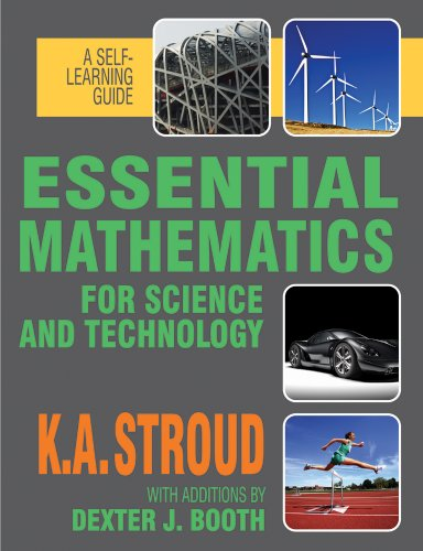 9780831133917: Essential Mathematics for Science and Technology: A Self-Learning Guide