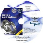 9780831134037: Secrets of 5-Axis Machining