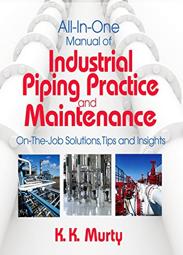 9780831134143: Industrial Piping Practice & Maintenance: On-the-job Solutions, Tips, and Insights