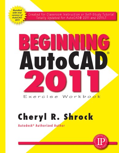 9780831134167: Beginning AutoCAD 2011 Exercise Workbook