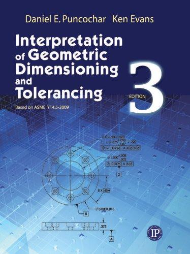 9780831134211: Interpretation of Geometric Dimensioning and Tolerancing