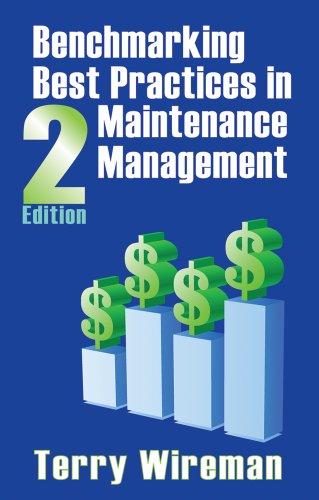 9780831134259: Benchmarking Best Practices in Maintenance Management