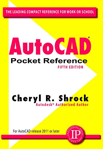 9780831134280: AutoCAD Pocket Reference