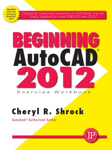 9780831134303: Beginning AutoCAD 2012 Exercise Workbook (My Workbook Series)