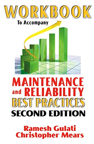 9780831134358: Workbook to Accompany Maintenance & Reliability Best Practices