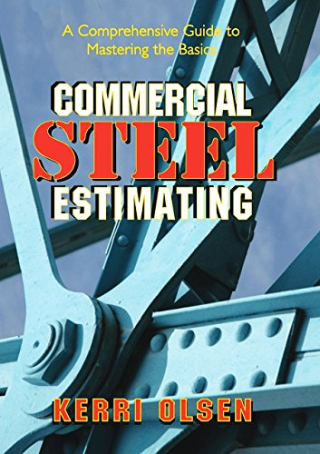 9780831134396: Commercial Steel Estimating: A Comprehensive Guide to Mastering the Basics