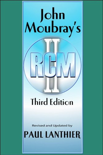 9780831134457: Moubray's Reliability Centered Maintenance 3E