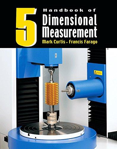 9780831134655: Handbook of Dimensional Measurement