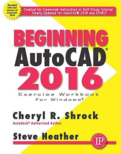 9780831135188: Beginning AutoCAD 2016