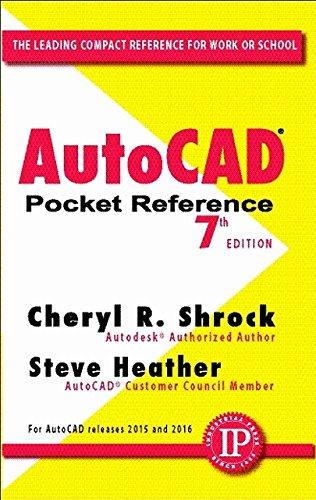 9780831135966: AutoCAD Pocket Reference