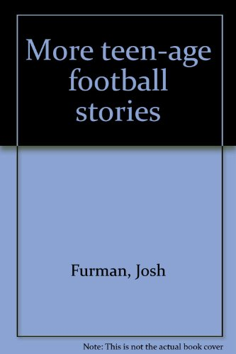 9780831301101: More teen-age football stories