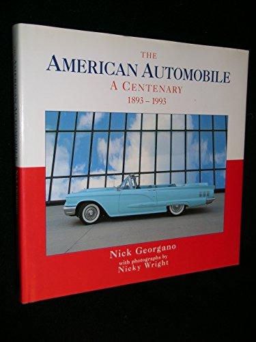 9780831702861: The American Automobile: A Centenary, 1893-1993