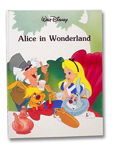 9780831702878: Disney : Alice in Wonderland