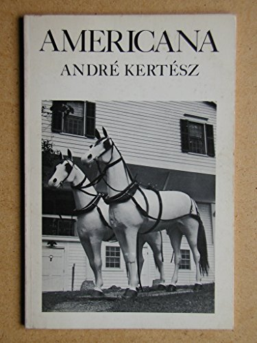 9780831703080: Americana / Andre Kertesz ; [Edited by Nicolas Ducrot]