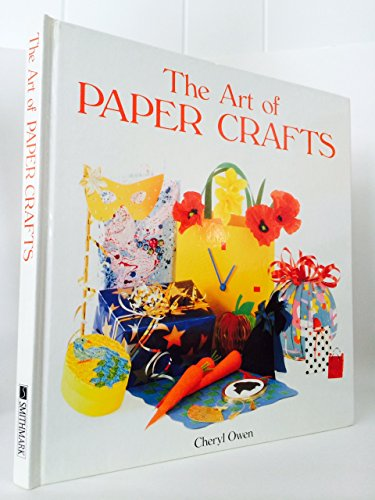 9780831704353: THE ART OF PAPER CRAFTS