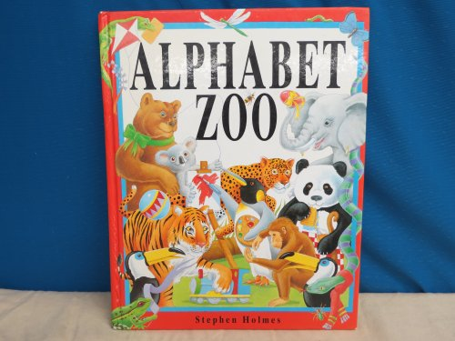 9780831704544: Alphabet Zoo: A Rhyming Menagerie