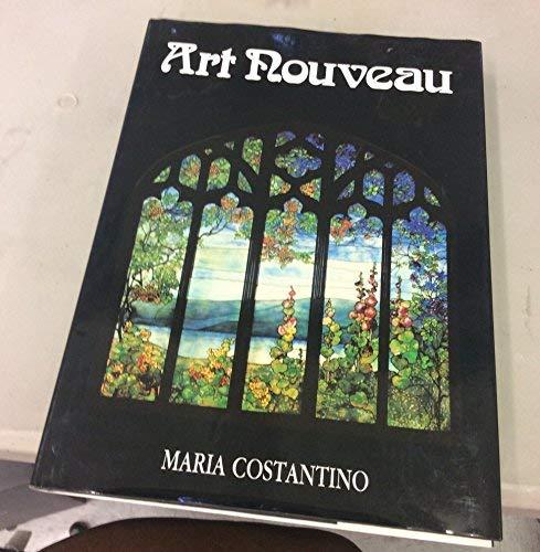 9780831704568: Art Nouveau (Gallery of Art)