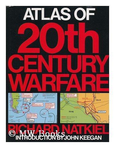 9780831704896: Atlas of 20th Century Warfare