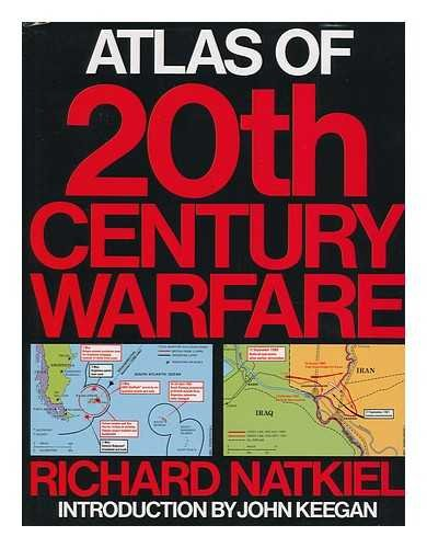 9780831704896: Atlas of Twentieth Century Warfare