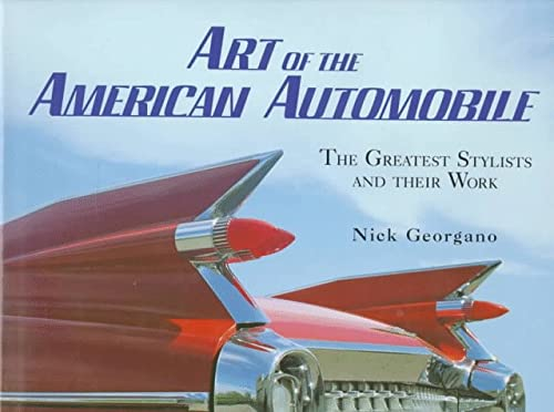 Art of the American Automobile The Greatests Stylists and their Work