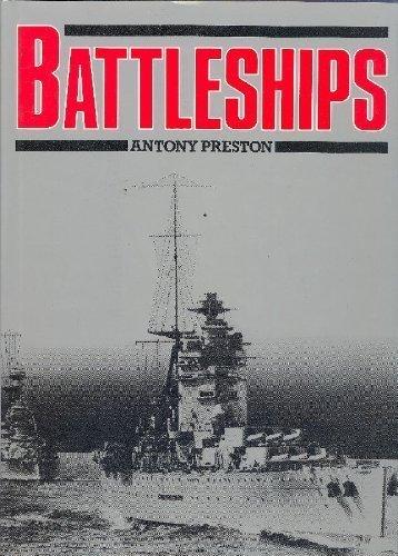 Battleships: Anthony Preston