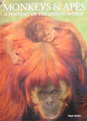 9780831709563: Monkeys & Apes: A Portrait of the Animal World