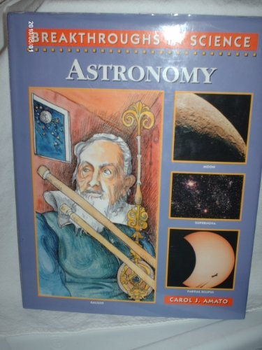 9780831710125: Breakthroughs in Science: Astronomy