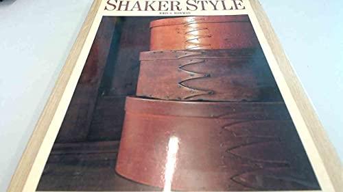 9780831710330: Shaker Style