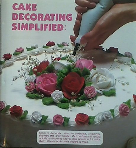 9780831711870: Cake Decorating Simplified: The Roth Method