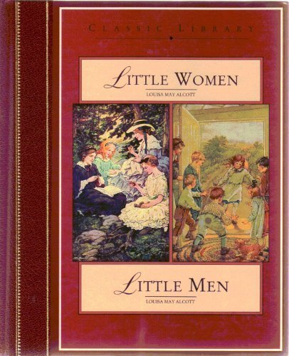 9780831712129: Little Women/Little Men (Classic Library Series)