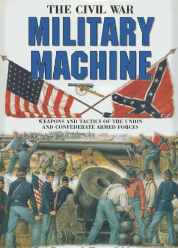 9780831713256: The Civil War Military Machine: Weapons and Tactics of the Union and Confederate Armed Forces