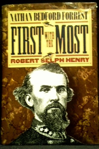 9780831713386: First With the Most: Nathan Bedford Forrest (The Civil War Library)