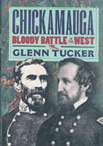 9780831713393: Chickamauga: Bloody Battle in the West