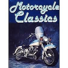 9780831714734: Motorcycle Classics