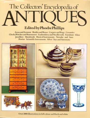 9780831714970: Collector's Encyclopedia of Antiques