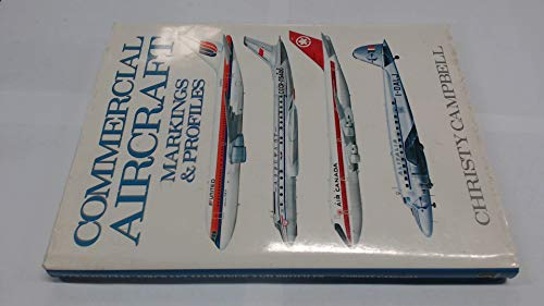 9780831715021: Commercial Aircraft Markings & Profiles