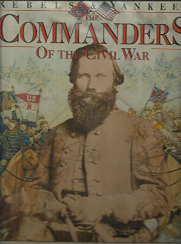 9780831715052: The Commanders of the Civil War