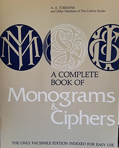 Complete Book of Monograms and Ciphers