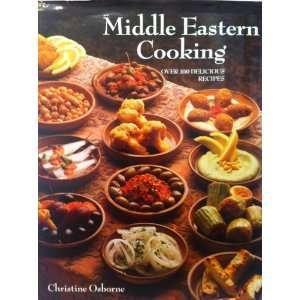 Middle Eastern Cooking: Christine Osborne