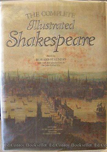 Complete Illustrated Shakespeare: Shakespeare, William