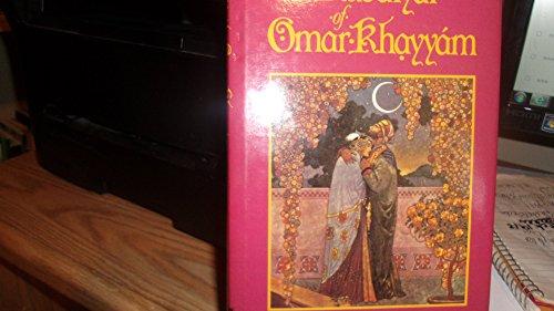 Rubaiyat of Omar Khayyam: Illustrator-Rene Bull; Translator-Edward