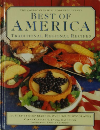 9780831717582: Best of America (The American Family Cooking Library)