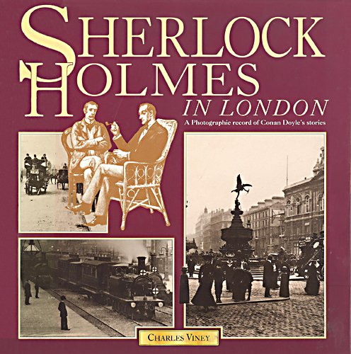 9780831718893: Sherlock Holmes in London: A Photographic Record of Conan Doyle's Stories