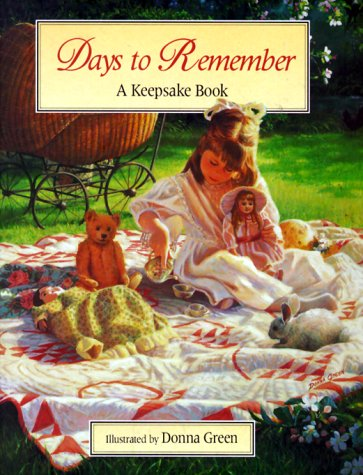 9780831721763: Days to Remember: A Keepsake Book for Birthdays, Anniversaries & Special Occasions