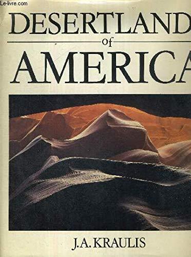 Desertlands of America: Janis A. Kraulis