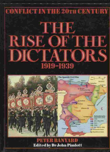 9780831723576: The Rise of the Dictators: 1919-1939 (Conflict in the 20th Century)