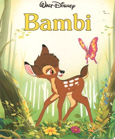 9780831724887: Bambi (Disney Classic Board Books)