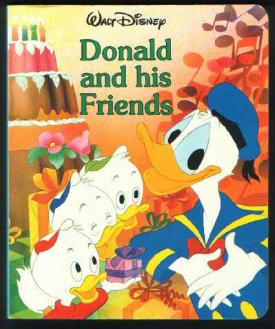 9780831724917: Donald and his Friends